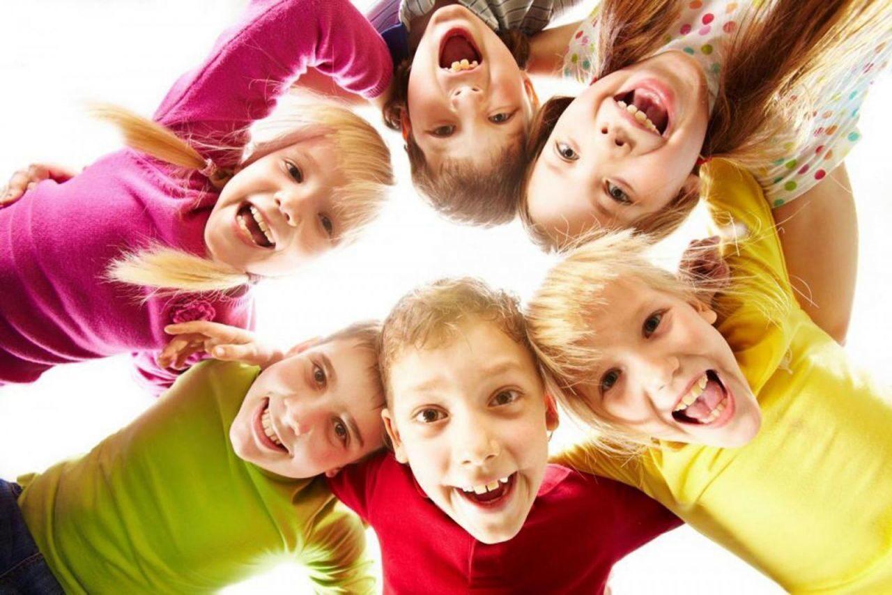 Картинка о детях, юбилеями